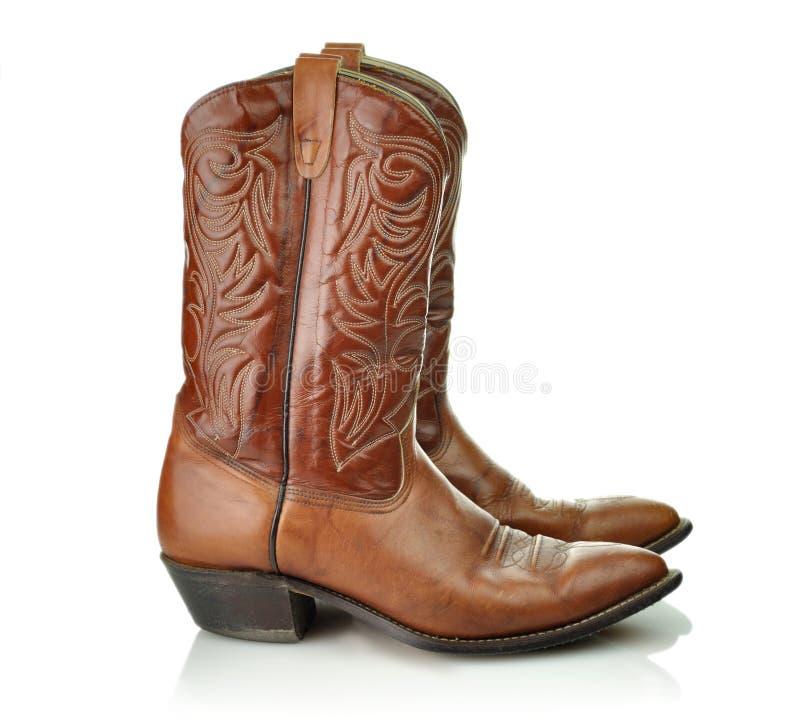 Gaines de cowboy photo stock