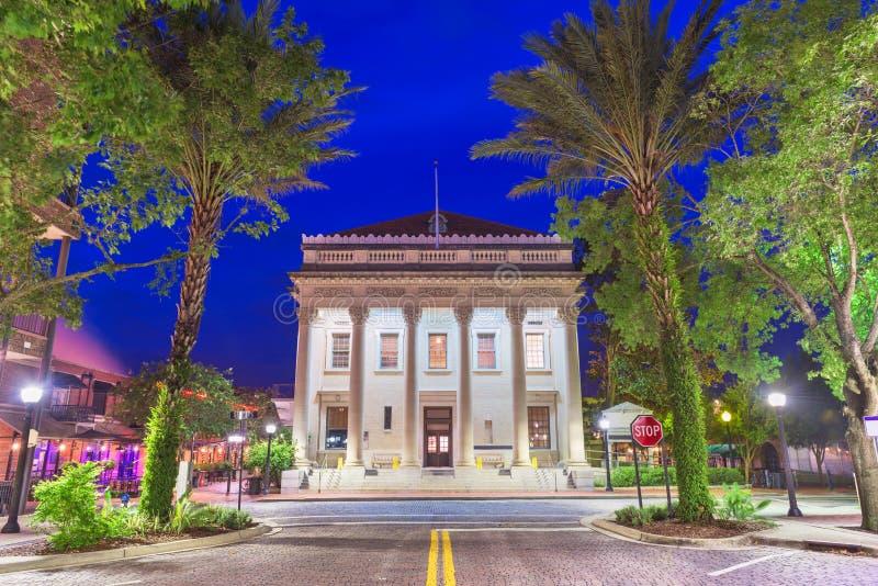 Gainesville, la Floride, Etats-Unis photo libre de droits