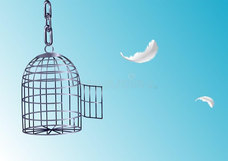 Resultado de imagem para gaiola aberta