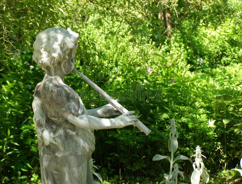 Gaitero del jardín imagen de archivo