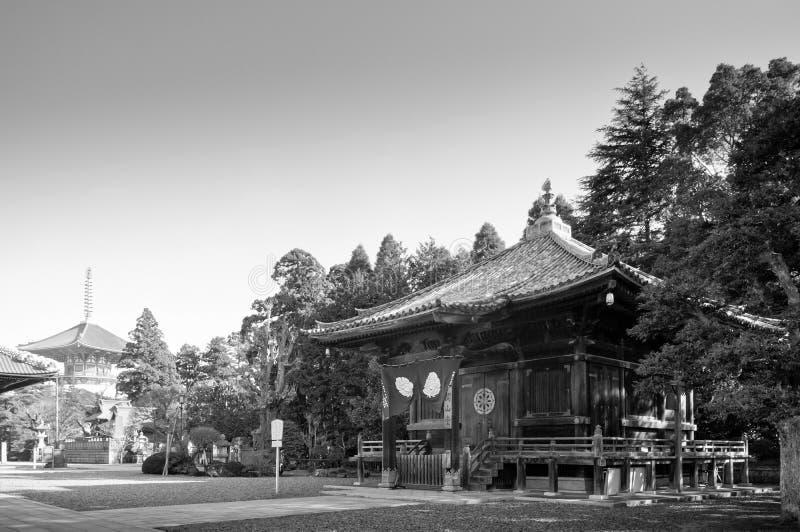 Gakudozaal van Narita San Shinsho ji tempel, Narita, Chiba, Japa royalty-vrije stock afbeelding
