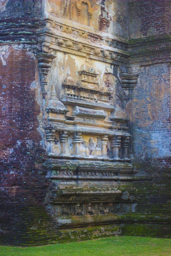 Gal Vihara - Polonnaruwa斯里兰卡 图库摄影