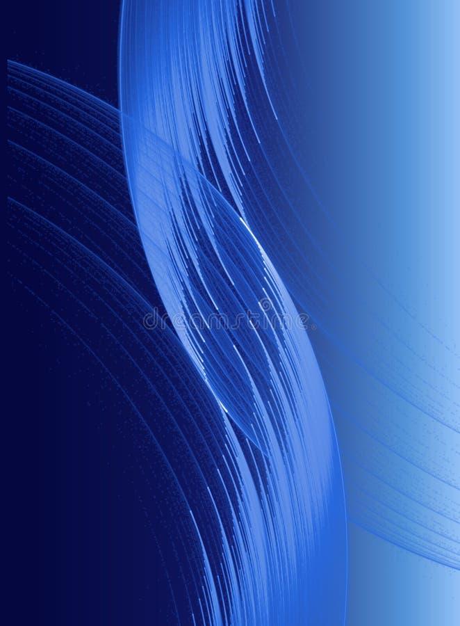 Galactic background stock illustration