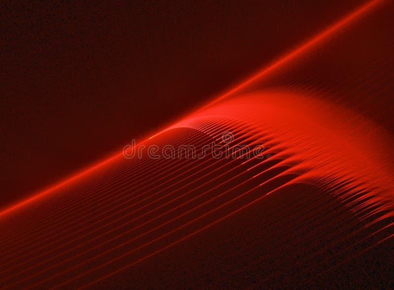 Galactische achtergrond vector illustratie