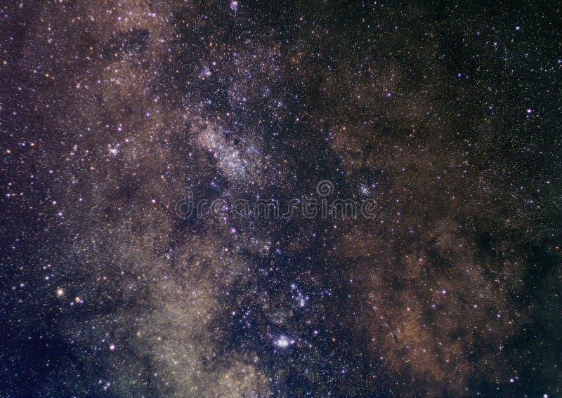 Galactische gemmen royalty-vrije stock foto's