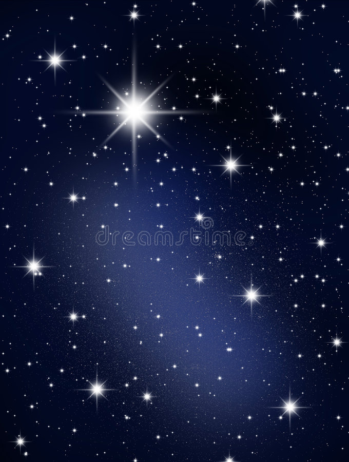 galagy gwiazdy royalty ilustracja