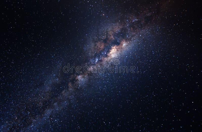 Galaktyka w niebie zdjęcie royalty free