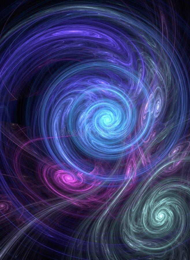 Galaktyki. Obrazy Royalty Free