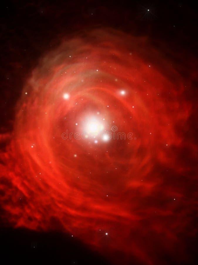 galaktyki. ilustracji