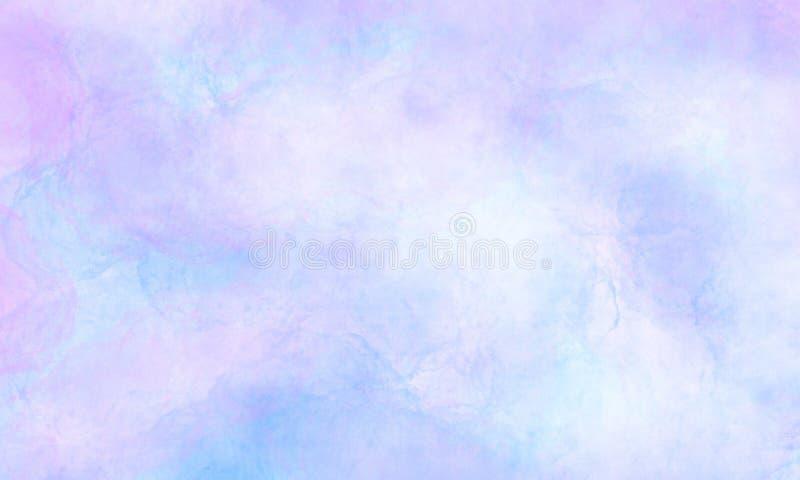 Galaktyki tła droga mleczna inspirated przecierający wzór royalty ilustracja