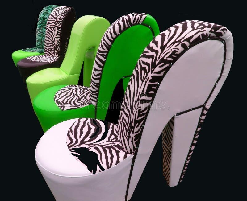 Galanteryjny krzesło fotografia royalty free