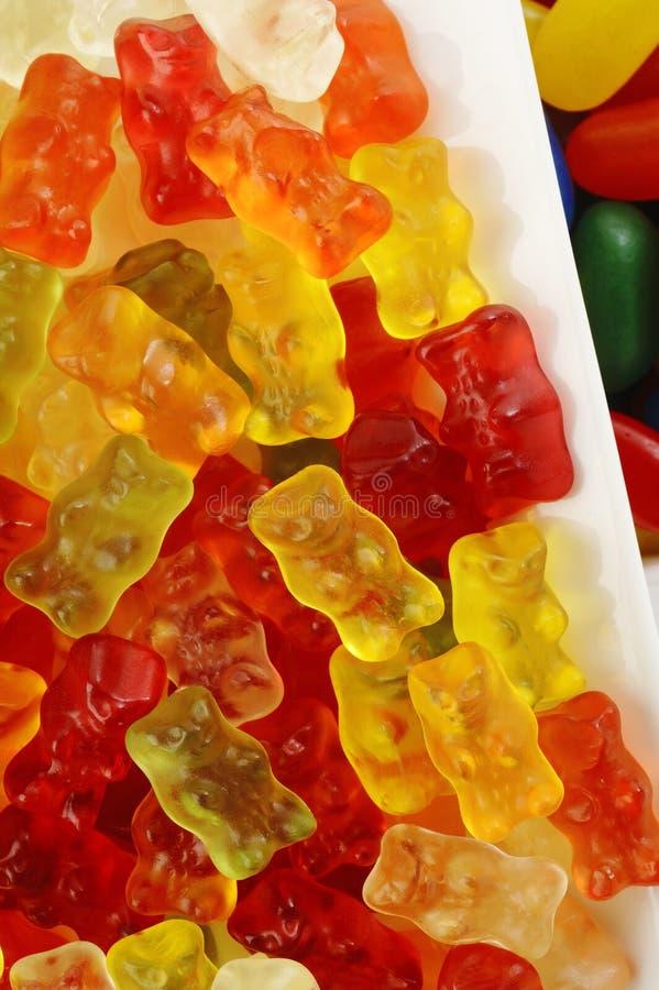Galareta niedźwiedzie obraz stock