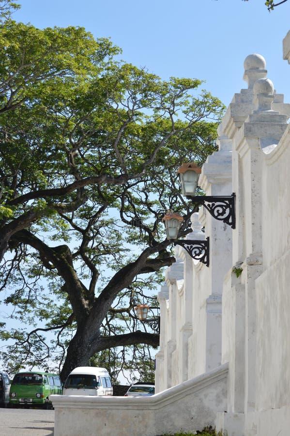Galasowego fortu Lekki dom obraz royalty free