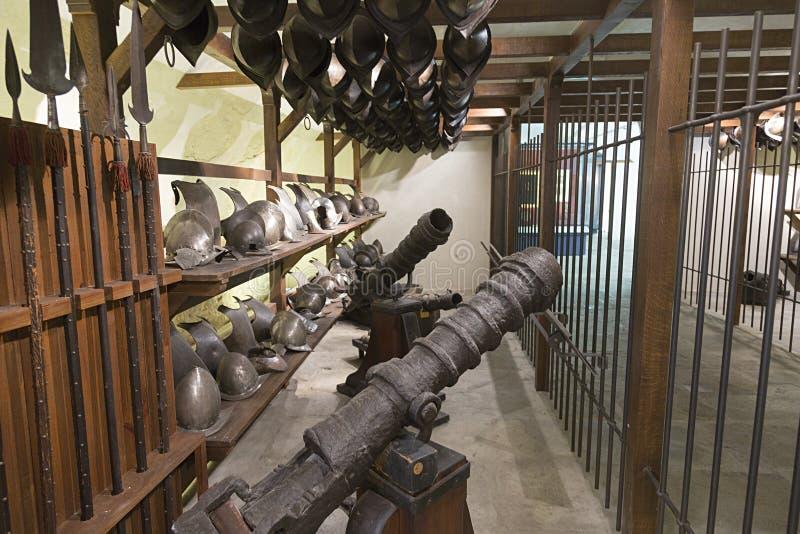 Galata Museo del Mare en Génova, Italia imágenes de archivo libres de regalías