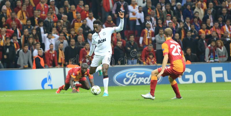 Download Galatasaray FC - Manchester United FC Editorial Photo - Image: 28287011