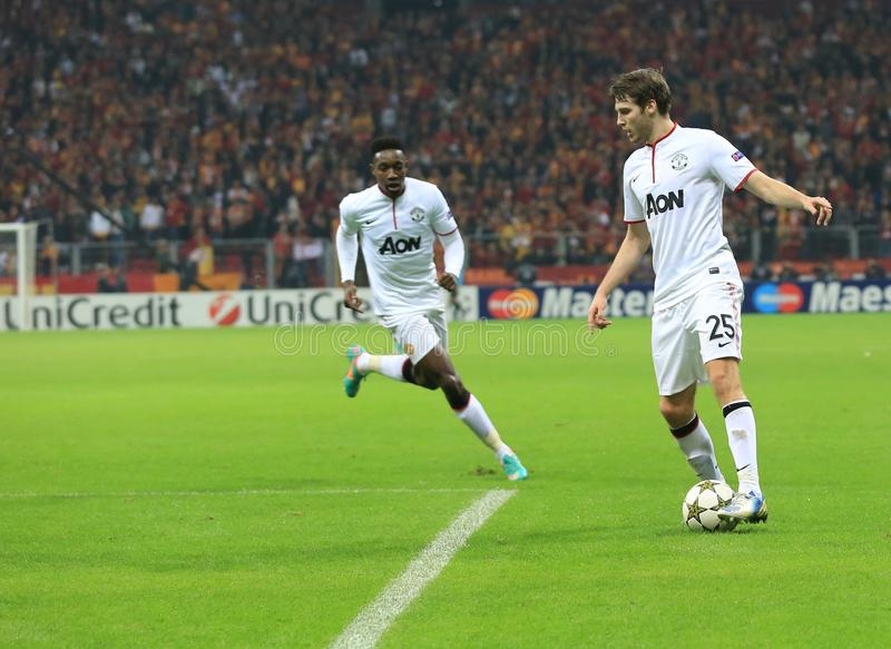 Download Galatasaray FC - Manchester United FC Editorial Image - Image: 28287035
