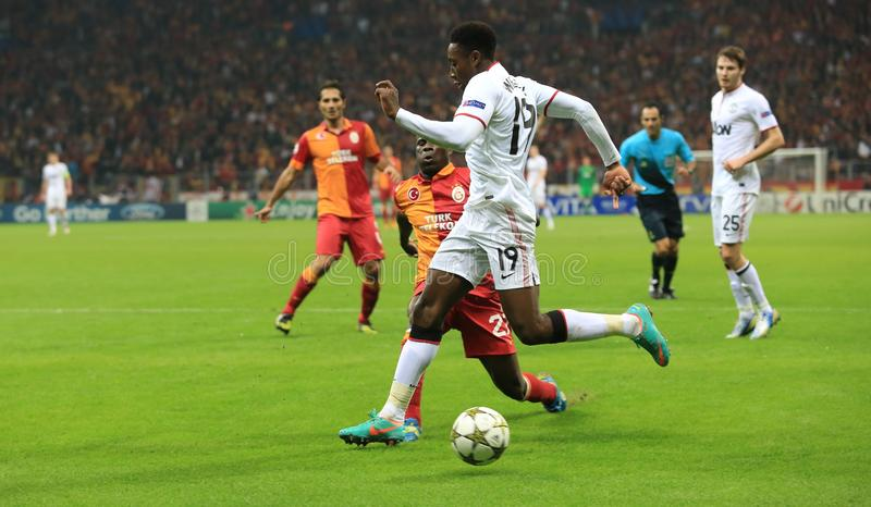 Download Galatasaray FC - Manchester United FC Editorial Photo - Image: 28287051