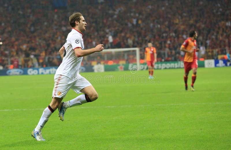 Download Galatasaray FC - Manchester United FC Editorial Image - Image: 28287210