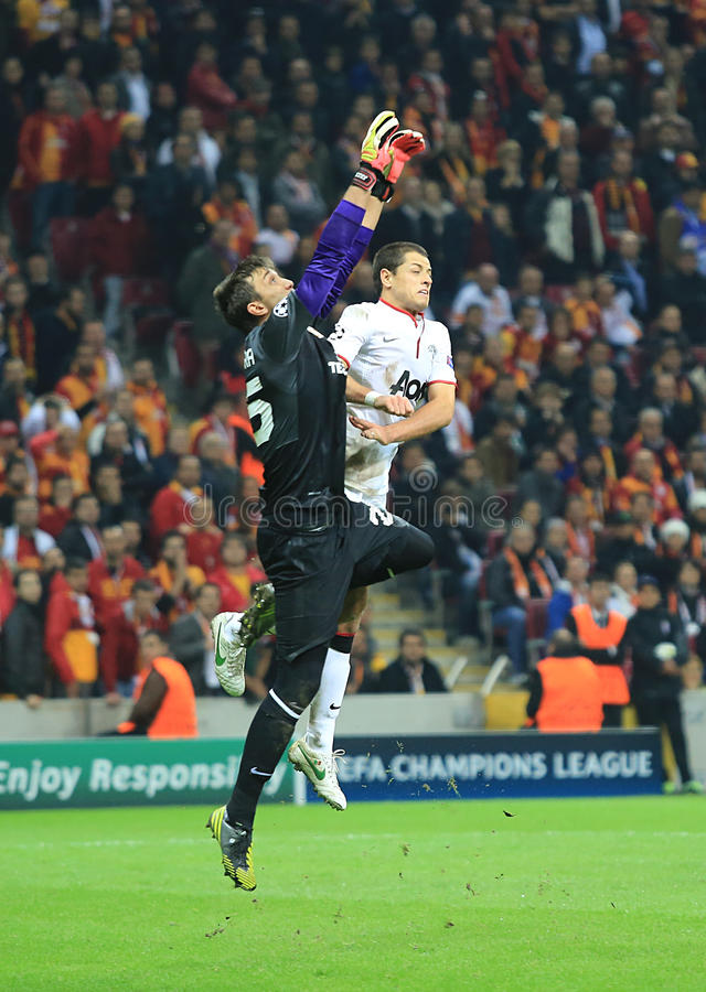Download Galatasaray FC - Manchester United FC Editorial Photo - Image: 28287901