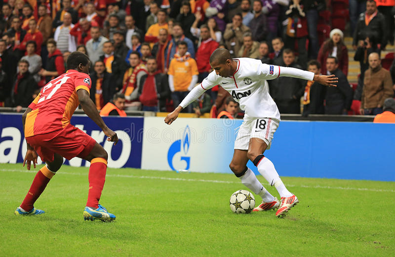 Download Galatasaray FC - Manchester United FC Editorial Image - Image: 28287915