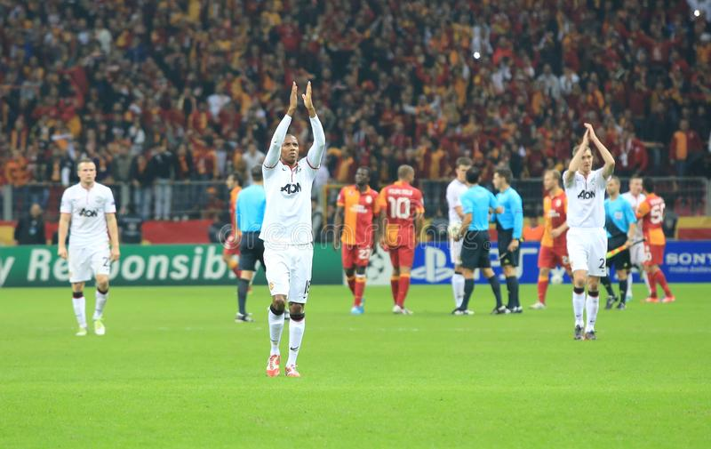 Download Galatasaray FC - Manchester United FC Editorial Stock Image - Image: 28287949