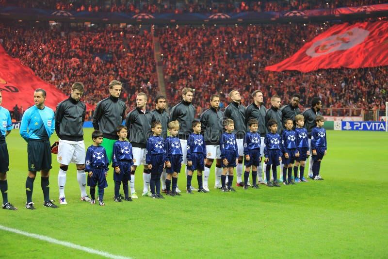 Galatasaray FC - Manchester United FC
