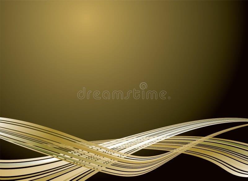 galatic między złota projektu ilustracji