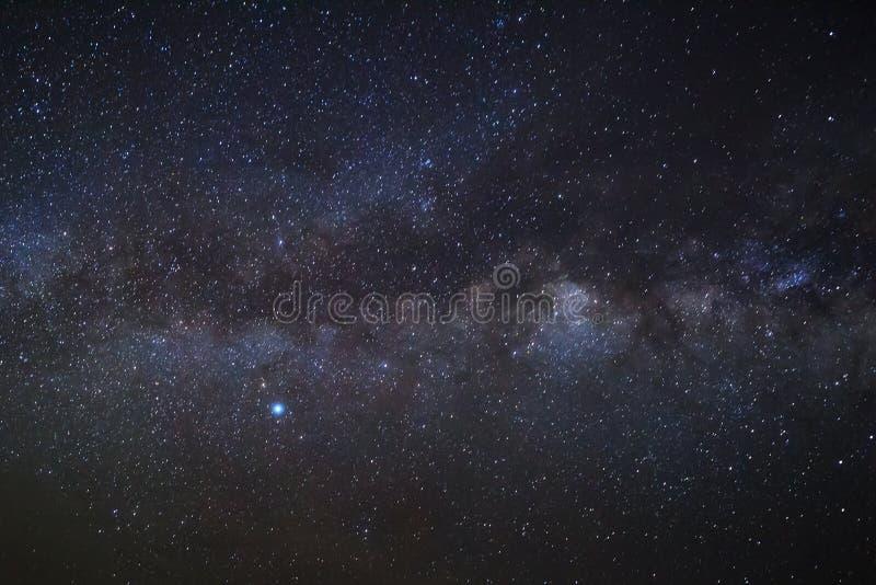 Download Galaxia De La Vía Láctea, Fotografía Larga De La Exposición, Con El Grano Imagen de archivo - Imagen de ciencia, lyra: 64213395