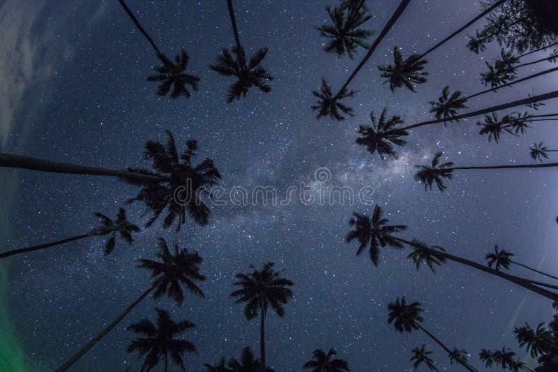 Galaxia de Milkyway imágenes de archivo libres de regalías