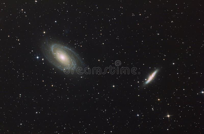 galaxias imagen de archivo