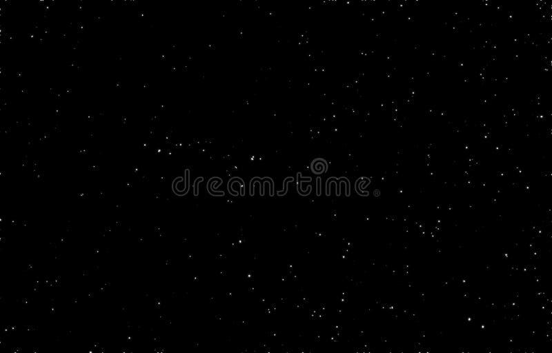 Galaxie étoilée de manière laiteuse de ciel de texture de résumé illustration de vecteur