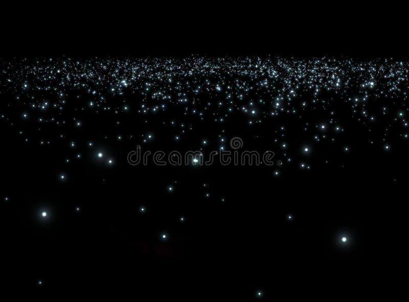 Galaxie illustration de vecteur