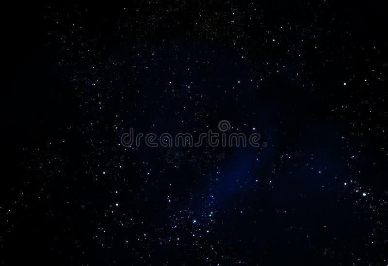 Galaxie de l'espace illustration de vecteur