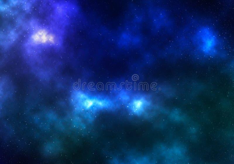 Galaxy background royalty free stock photo
