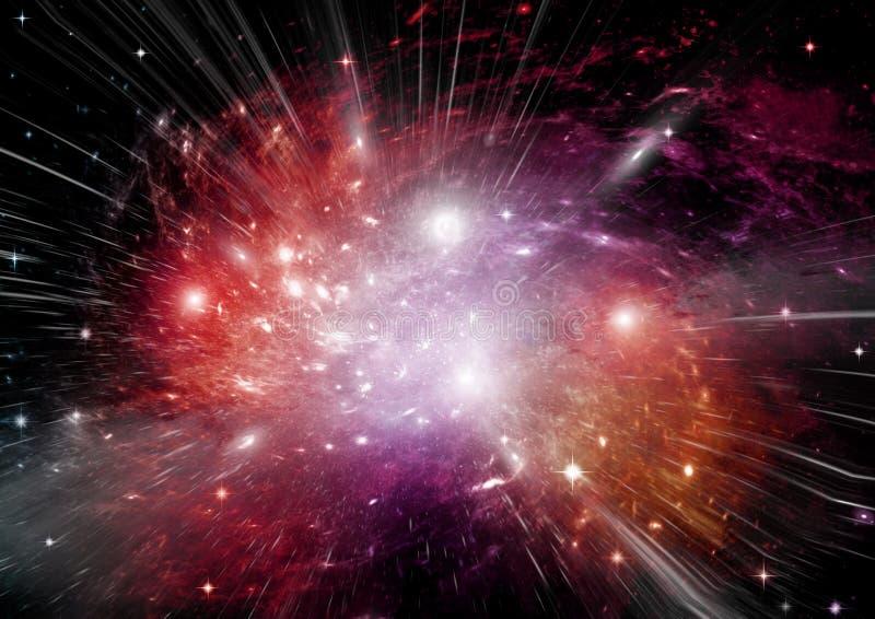 galaxy bezp?atna przestrze? obrazy stock