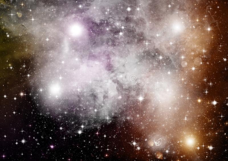galaxy bezp?atna przestrze? fotografia royalty free