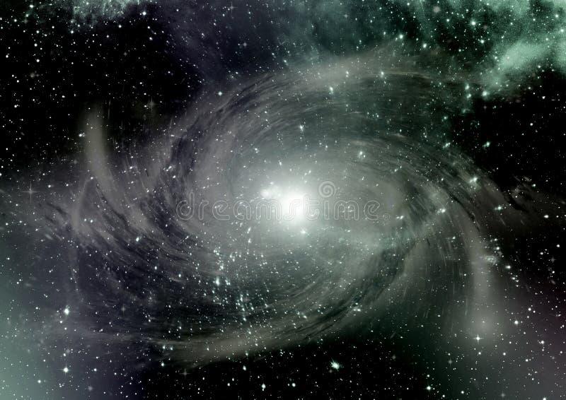 galaxy bezp?atna przestrze? fotografia stock
