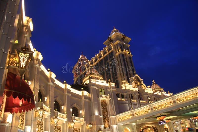 The Galaxy casino in Macao