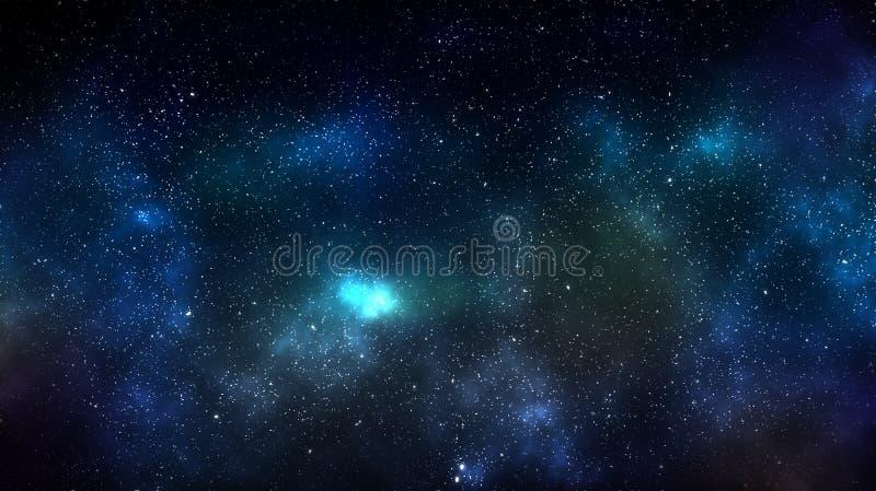 Galaxy space nebula background. Galaxy space with star field nebula background stock photos