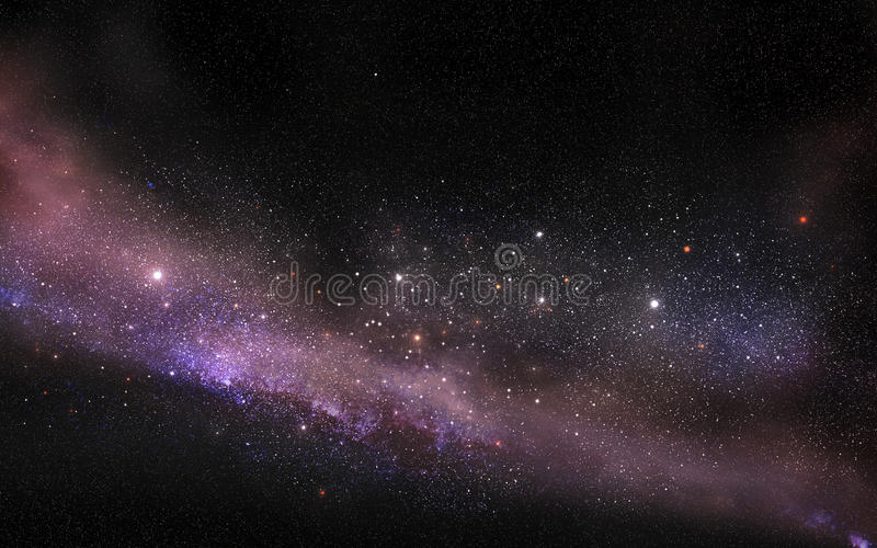 Download Galaxy starfield stock image. Image of heaven, cosmic - 30109825
