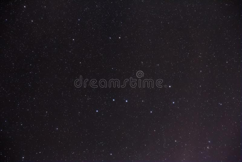 Galaxy Stars Illustration royalty free stock images