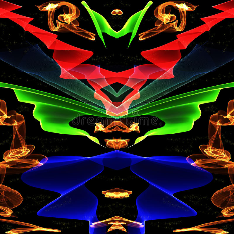 Download Galazy stock illustration. Image of outer, abstract, backgrounds - 31734422