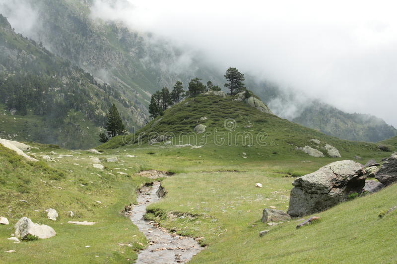 Download Galbe Valley In Pyrenees Stock Photo - Image: 21590650
