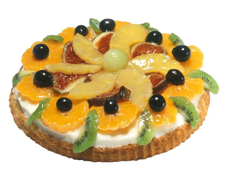 Download Galdéria da fruta imagem de stock. Imagem de dieta, torta - 12803055