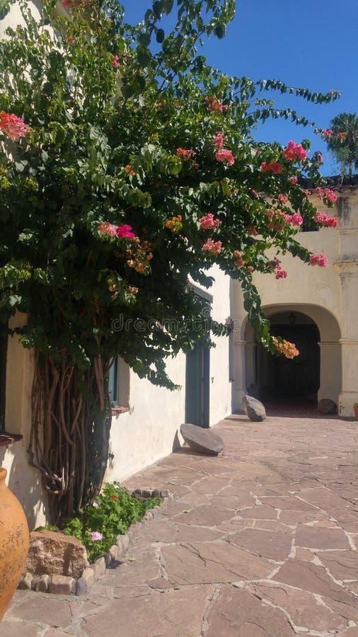 GalerÃÂa de Cafayate Salta Argentine, galerie, coloniale photographie stock libre de droits