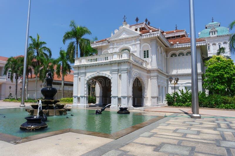 Galeri sułtan Azlan Shah, Kuala Kangsar fotografia stock