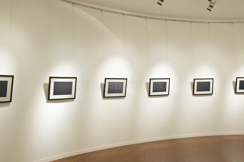 galeria fotografia stock