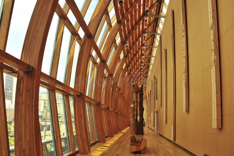 Galeria de arte de Ontário por Frank Gehry imagem de stock