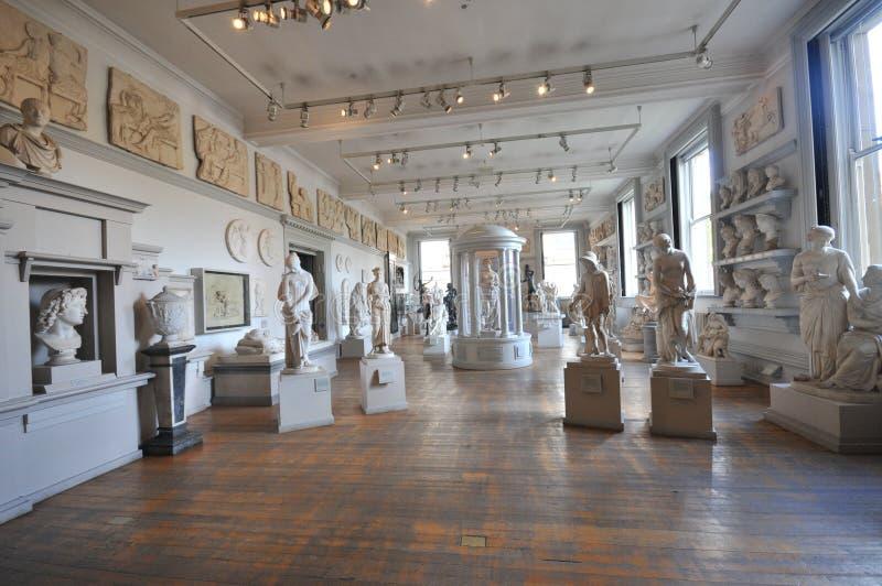Galeria de arte liverpool do caminhante foto de stock royalty free
