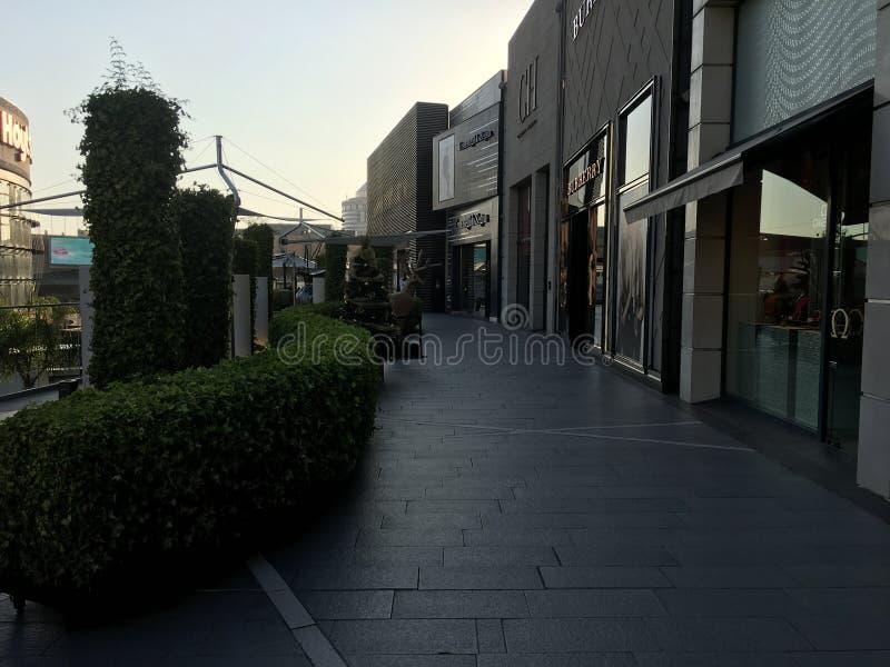 Galeria de shopping arkivfoton